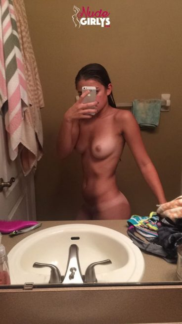 Hot leaked college tiny girl nude selfie 18+ leak porno