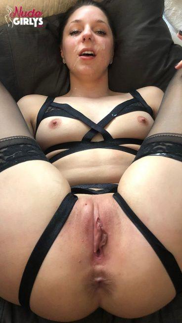 Beautiful homemade facial cumshot big butt pink pussy porn